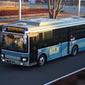 Photos: 関東鉄道 2184MT 水戸200か1926