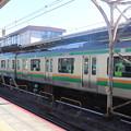 Photos: E231系1000番台 サハE231-3000形
