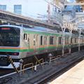 上野東京ライン E231系1000番台U118編成