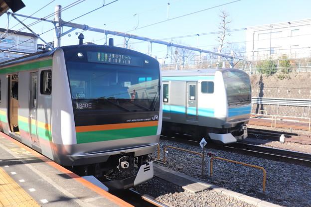 E233系3000番台・E233系1000番台