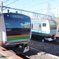 Photos: E233系3000番台・E233系1000番台