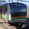 Photos: 高崎線 E233系3000番台U229編成 (1)
