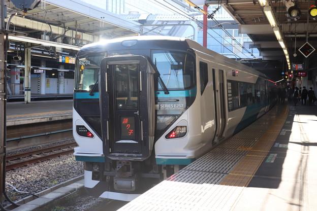 東海道線 E257系2000番台NA-04編成 踊り子