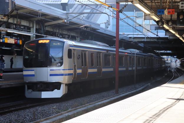 横須賀線 E217系Y-24編成