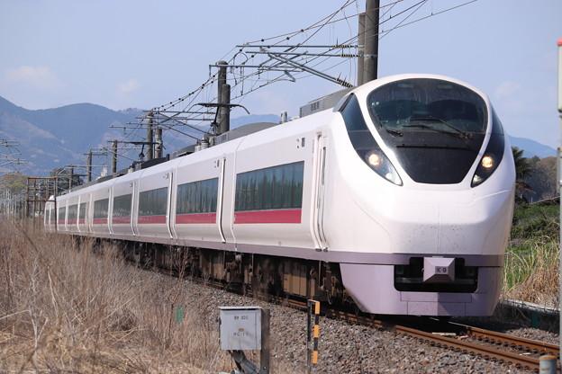常磐線 E657系K9編成 2053M 特急ときわ53号 勝田 行 2021.04.03