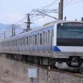 常磐線 E531系K420編成 339M 普通 勝田 行 2021.04.03