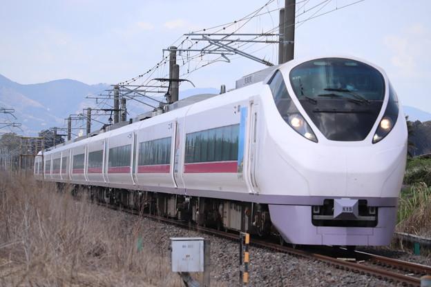 Photos: 常磐線 E657系K5編成「東北DC」ラッピング 5M 特急ひたち5号 いわき 行 2021.04.03