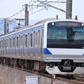 Photos: 水戸線 E531系K455編成 737M ワンマン 普通 勝田 行 2021.04.03