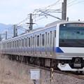 Photos: 常磐線 E531系K463+K476編成 549M 普通 勝田 行 2021.04.03