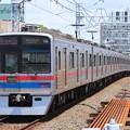 京成本線 3700形3868F 快速特急 京成津田沼 行 後追い