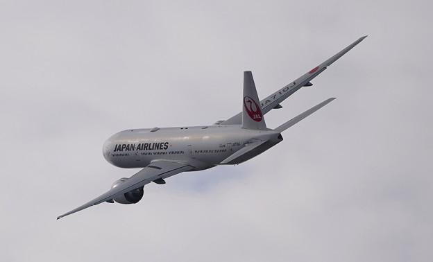 Boeing777    伊丹離陸 4月3日