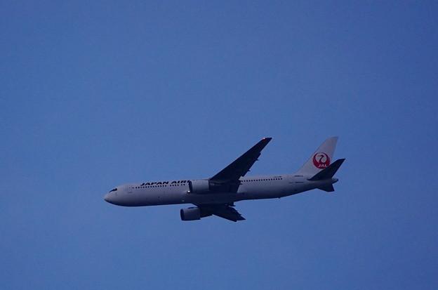 Boeing767   伊丹へ