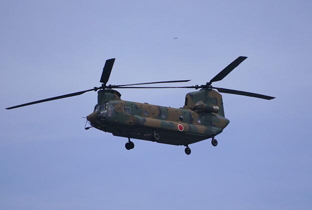 航空自衛隊 輸送ヘリコプターCH-47J