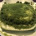 抹茶チーズケーキ 238円