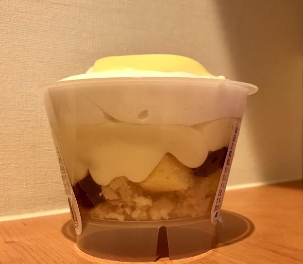 とろける生チーズケーキ 298円ファミマ