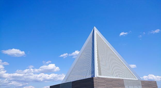 青と金字塔