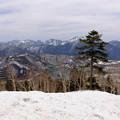 Photos: かぐらスキー場から田代湖