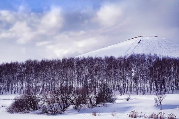 モエレ山 冬百景 > 8