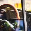Photos: driver's seat