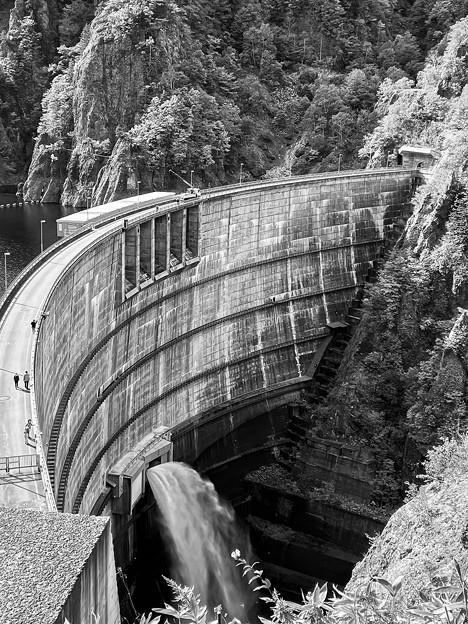 Concrete Arch Dam