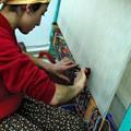 Photos: トルコ絨毯織り