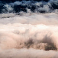 湧き上がる雲