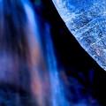 氷結と小滝