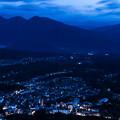 Photos: 尾根から望む(伊香保温泉)