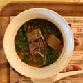 蘭州牛肉麺¥400@カップヌードルミュージアム(横浜市中区)