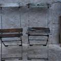 第150回モノコン パーマ屋の椅子