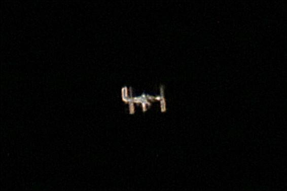 2021.03/19の国際宇宙ステーション
