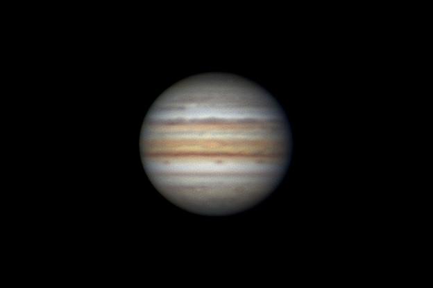 2021.10/03 22:05.5 の木星