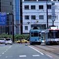 左・熊本城