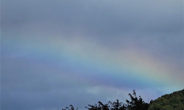 消えそうな虹