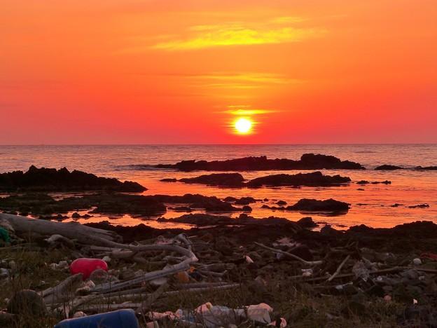 洛陽 能登百浦海岸