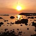 Photos: 洛陽 能渡 赤住海岸