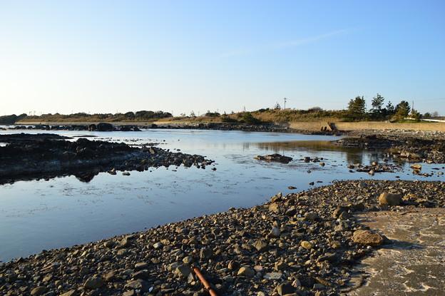 静寂の上野海岸