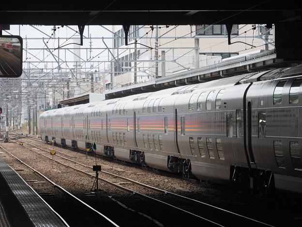 カシオペア紀行 秋田駅