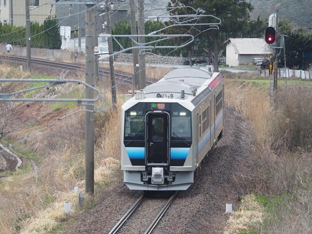 GV-E400系 奥羽本線 鯉川~八郎潟
