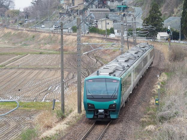 リゾートしらかみ 奥羽本線 鯉川~八郎潟