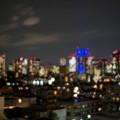 Photos: 霞む都庁