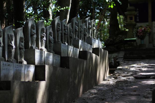 青龍寺・奥の院(2)