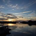 丸島漁港の洛陽