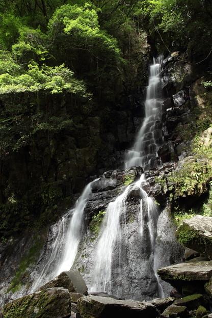大滝・・水量が少ない
