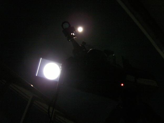 Photos: 月とSkyWatcherMAK90とcanon EOS60D