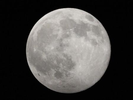 2月の満月はスノームーン