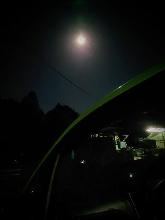 小望月と煌めき