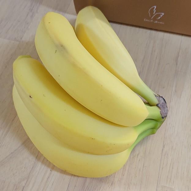 美しいバナナ