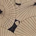 小村雪岱 おせん 傘 昭和12(1937)年 資生堂アートハウス