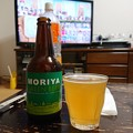 Photos: 開会式前に守谷ビール